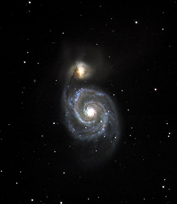 M51 with FTT1010-M 2004